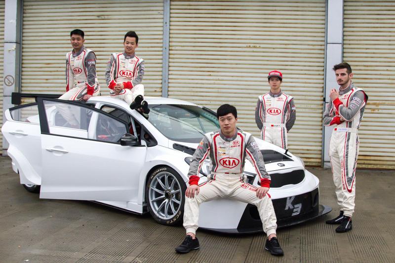 Leo Ye, Jason Zhang, Alex Fontana, Martin Tze, Jim Ka To, Kia K3