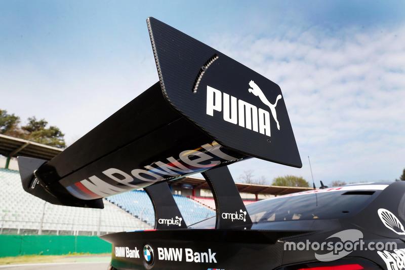 Заднє крило, BMW M4 DTM