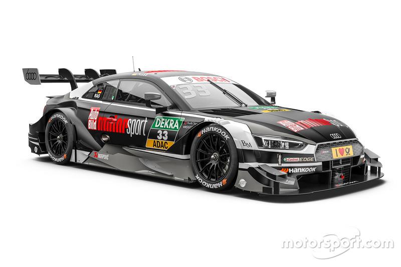 #33: René Rast, Audi Sport Team Rosberg, Audi RS 5 DTM