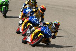 Borja Sanchez, Halcourier Racing