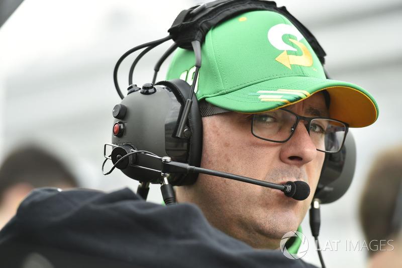 Eric Phillips, Joe Gibbs Racing