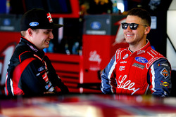 Cole Custer, Stewart-Haas Racing Ford, Ryan Reed, Roush Fenway Racing Ford