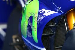 Maverick Viñales, Yamaha Factory Racing new fairing