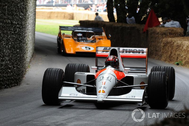 Nobuharu Matsushita, McLaren MP4/6