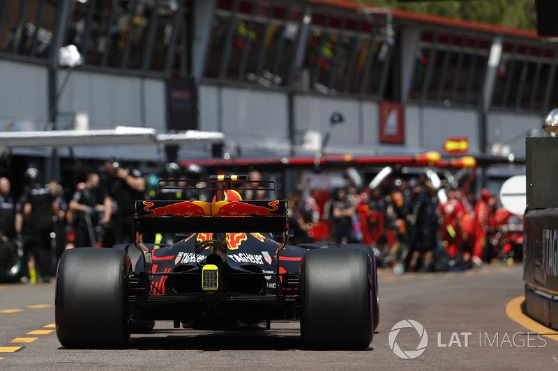 GP de Mónaco 2017