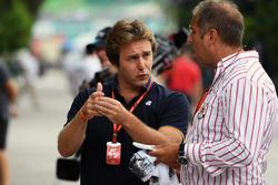 Davide Valsecchi, Sky Italia et Kai Ebel, RTL