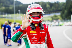 Pole: Charles Leclerc, PREMA Powerteam