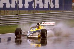Thierry Boutsen, Williams FW12C Renault