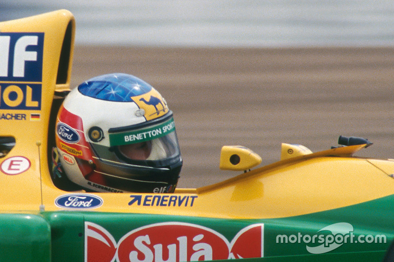 Michael Schumacher, Benetton B193B