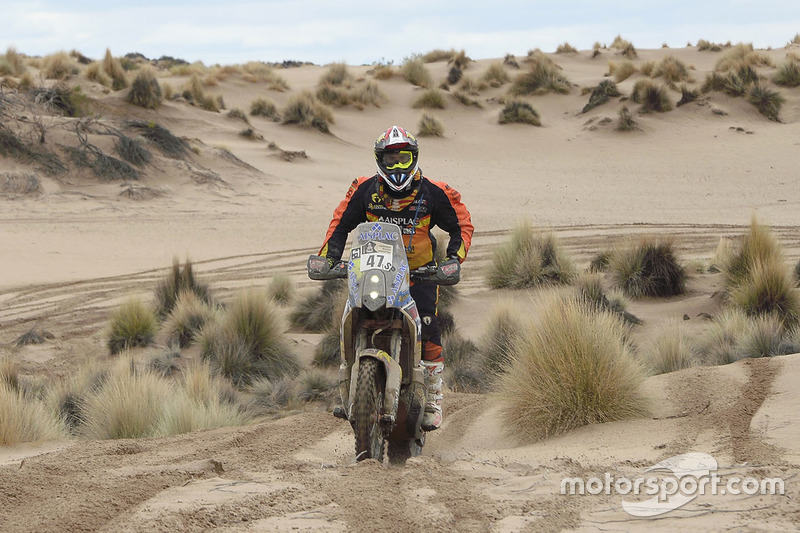 #47 KTM: Julian Jose