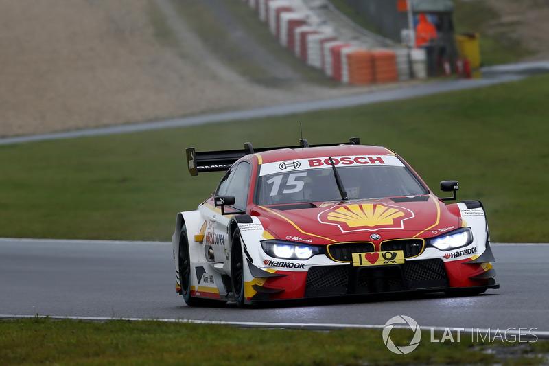 8. Augusto Farfus, BMW Team RMG, BMW M4 DTM