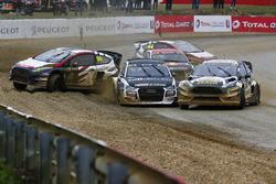 Kevin Eriksson, MJP Racing Team Austria, Ford Fiesta ST, Reinis Nitiss, EKS, Audi S1 EKS RX Quattro, Timur Timerzyanov, STARD, Ford Fiesta