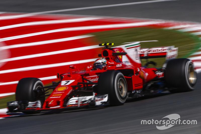 4: Кими Райкконен, Ferrari SF70H