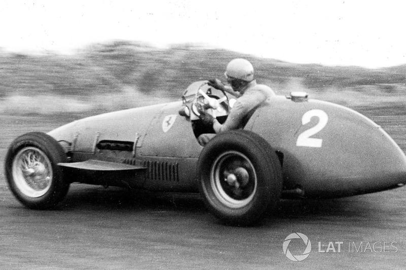 10. 1952 - Alberto Ascari, Ferrari (74,3%)