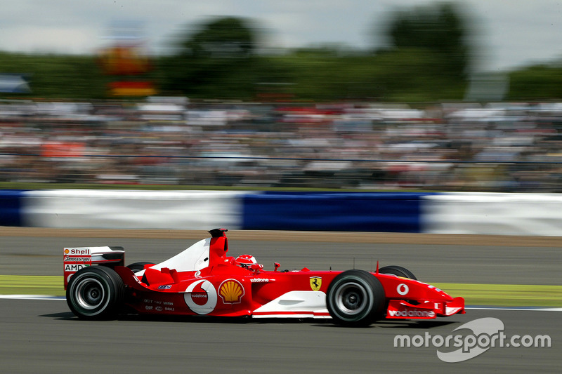 2003 : Ferrari F2003-GA