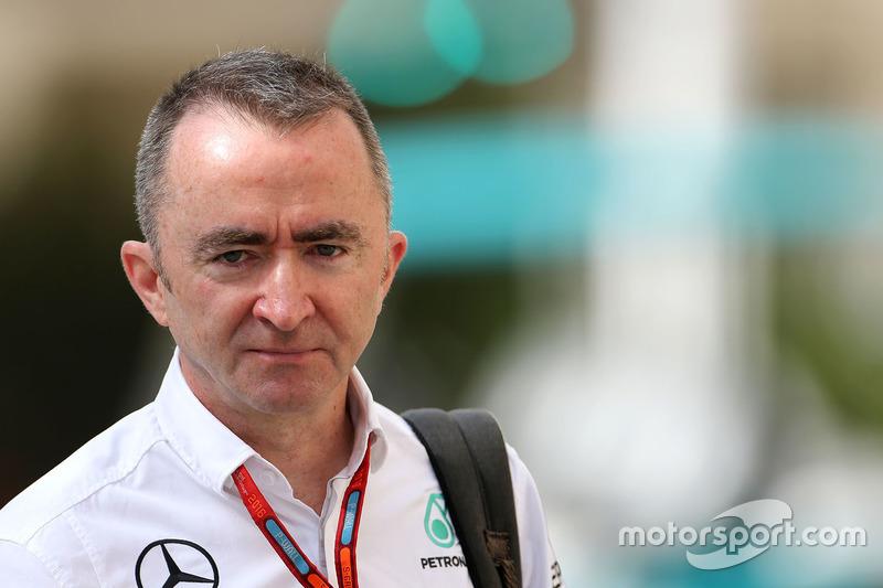 Падді Лов, технічний виконавчий директор ф1 Mercedes AMG F1