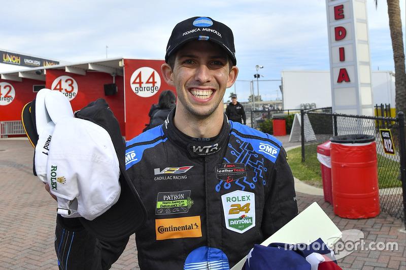 Ganador de la carrera, Ricky Taylor, Wayne Taylor Racing
