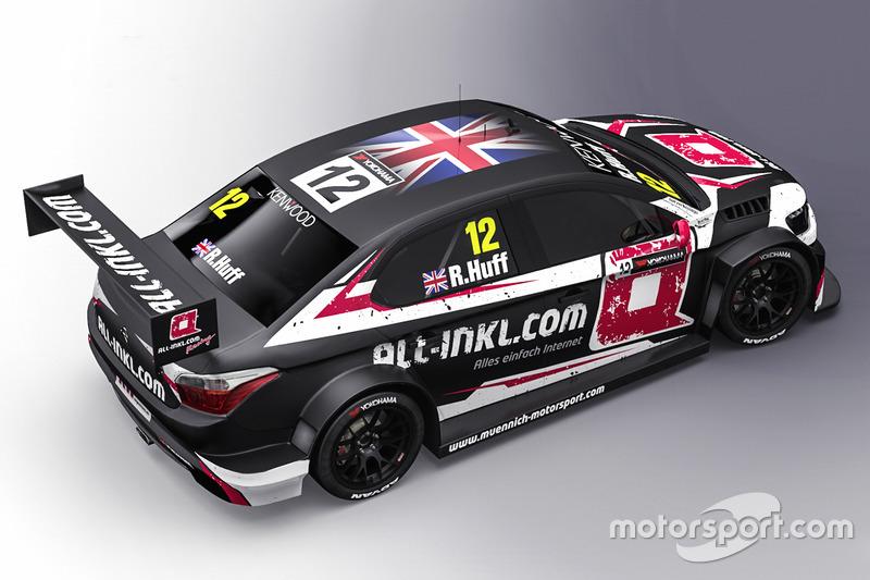 Bekanntgabe: All-Inkl Motorsport