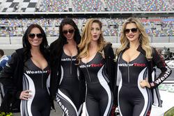 Hot WeatherTech girls