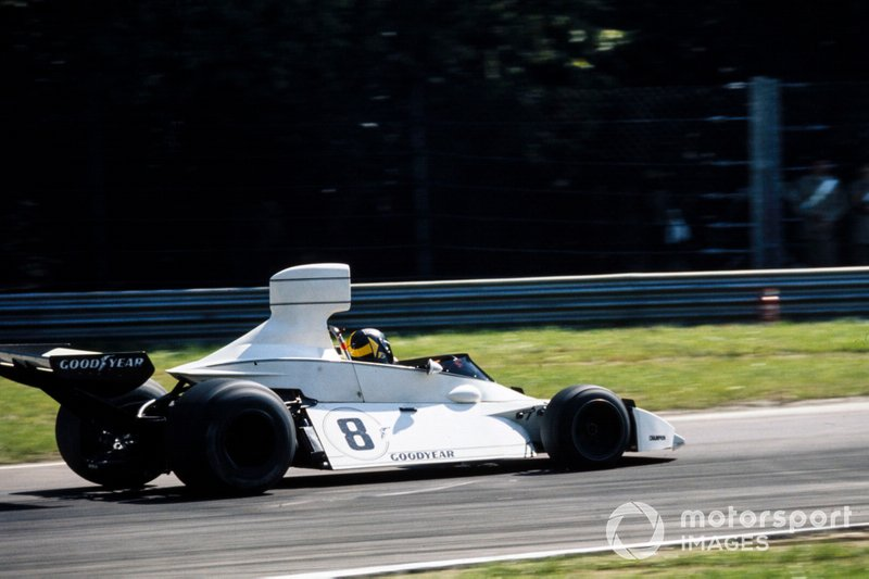 Carlos Pace, Brabham BT44 Ford