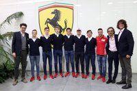 Ferrari genç sürücü açıklaması