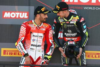 Xavi Fores, Barni Racing Team, Jonathan Rea, Kawasaki Racing