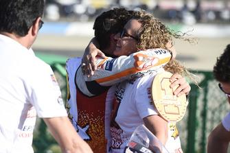 Marc Marquez, Repsol Honda Team, mum