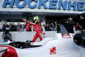 Чемпіон Мік Шумахер, PREMA Theodore Racing Dallara F317 - Mercedes-Benz