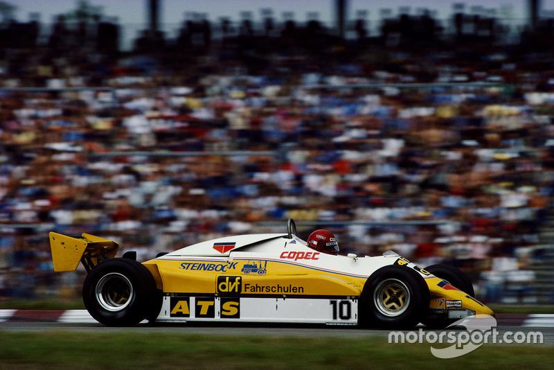 GP Alemania 1982