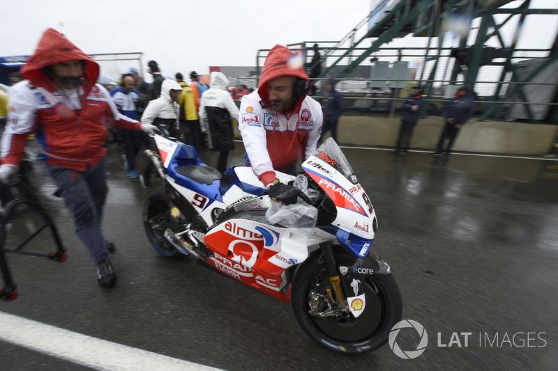 Мотоцикл Даніло Петруччі, Pramac Racing
