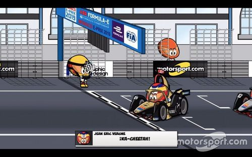 第9戦モナコePrix