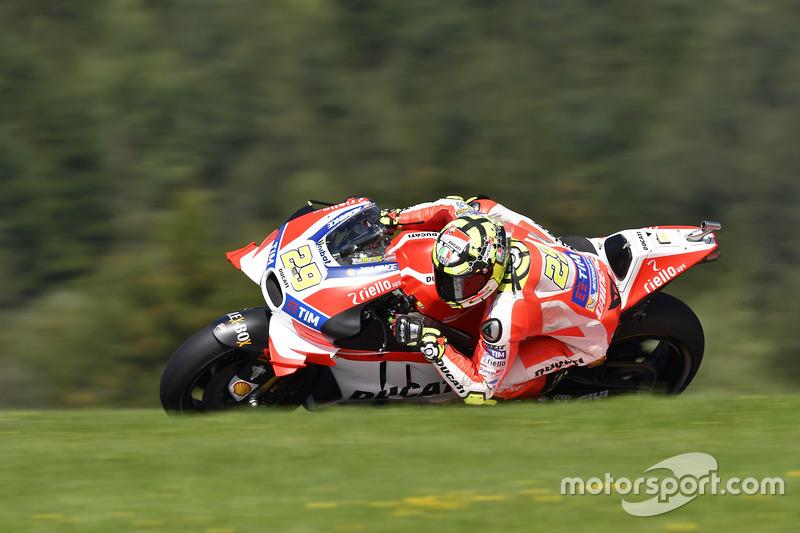 2016: Andrea Iannone (Ducati) - 1min23s142