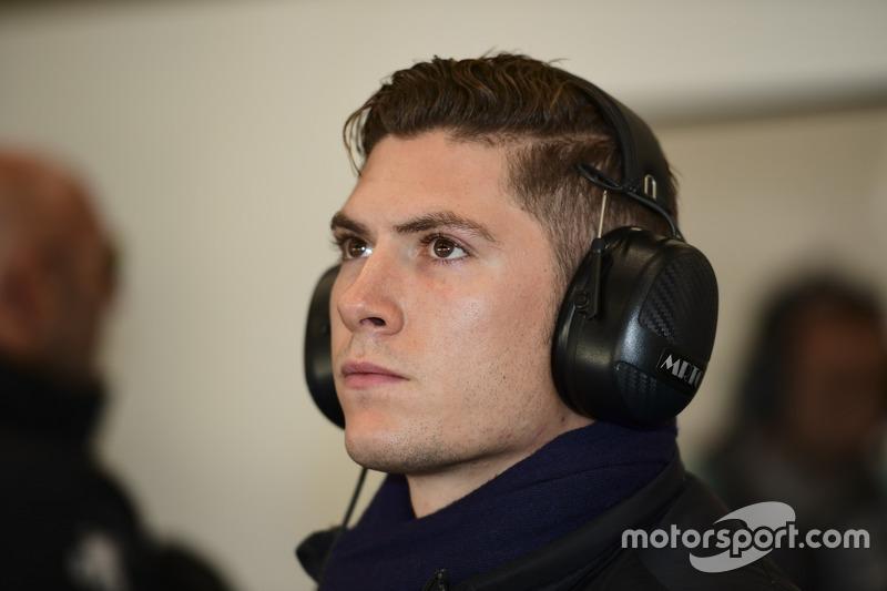 #23 Panis Barthez Competition, Ligier JS P2 Nissan: Timothe Buret