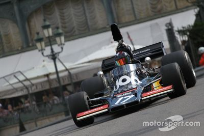 Historische F1 in Monaco