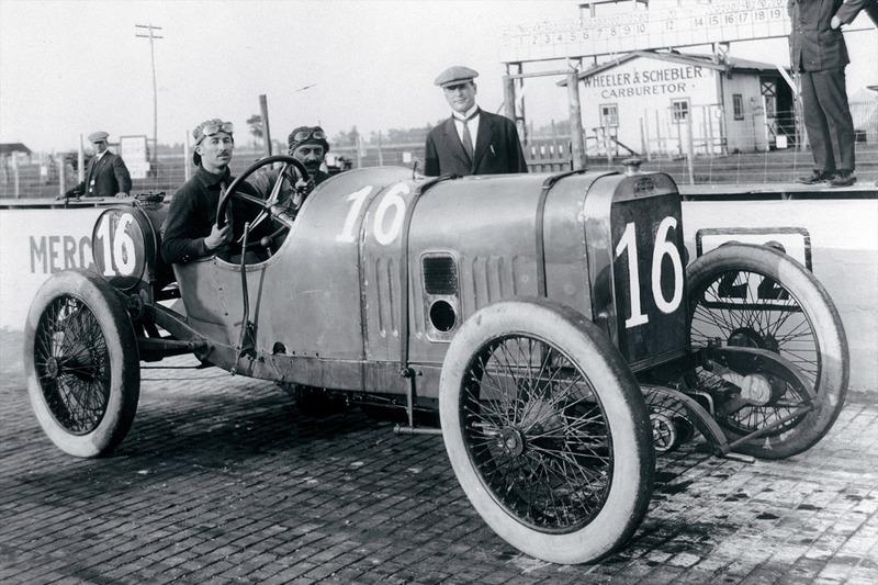 Ganador e la carrera Jules Goux, Peugeot