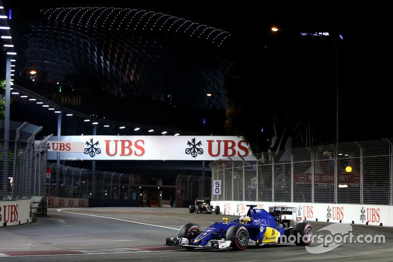 Marcus Ericsson, Sauber F1 Team C35