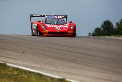 #31 Action Express Racing Corvette DP: Ерік Каррен, Ден Кемерон