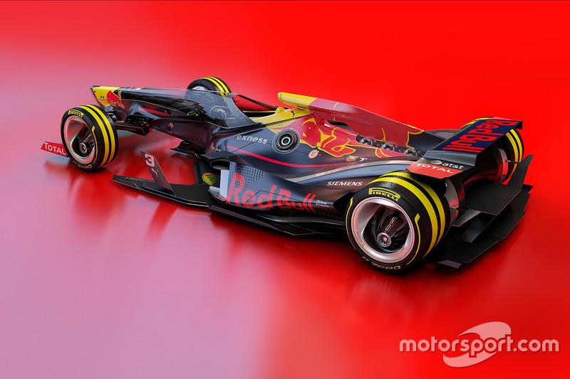 Red Bull Racing 2030