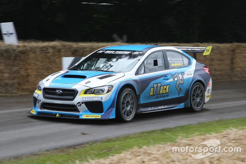 Subaru WRX ST1