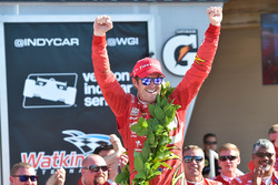 Ganador, Scott Dixon, Chip Ganassi Racing Chevrolet