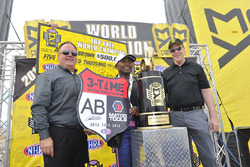 Top Fuel Champion Antron Brown