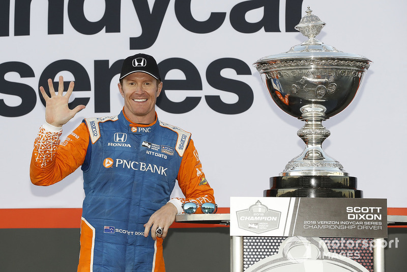 IndyCar: Скотт Диксон