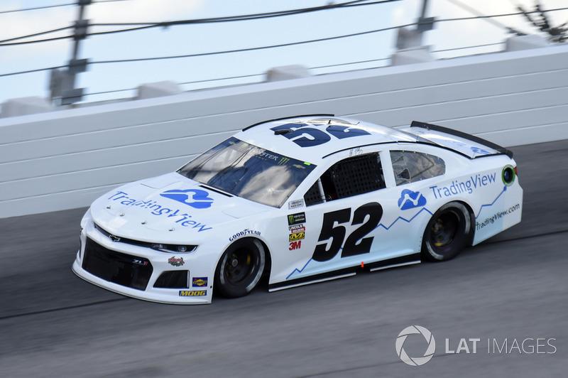 J.J. Yeley, Rick Ware Racing, Chevrolet Camaro *