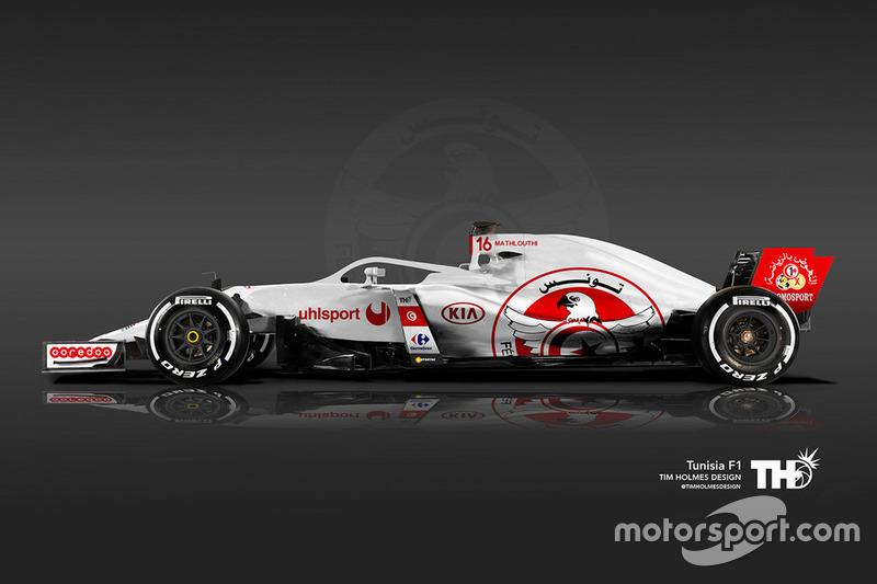 F1 Team Túnez