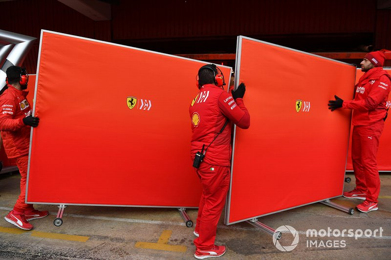 Vietnamese travel restrictions puts Ferrari's participation in jeopardy