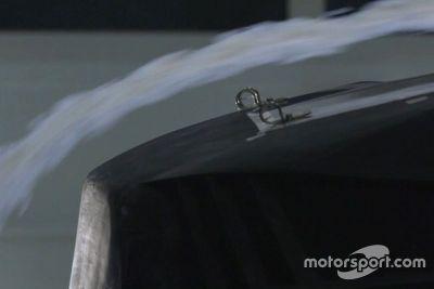 Making of NASCAR Mustang
