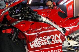 Ducati 2019 fairing