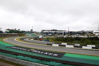 Prima sequenza di curve di Interlagos