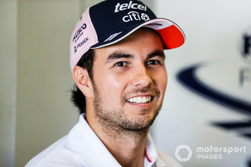 Sergio Perez (2018)