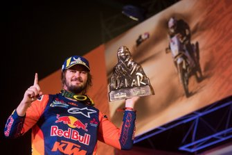 Podio: #3 Red Bull KTM Factory Racing KTM: Toby Price